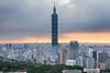 IMG_4618 (JIMI_lin) Tags: sunset 101 taipei 信義區 觀音山 大冒險 虎山峰