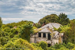 The Old Carriage House (Southern New England Photography) Tags: usa america canon buildings ruins unitedstates decay urbandecay newengland rhodeisland abandon newport rusted northamerica sigmalens oldcarriagehouse eos70d