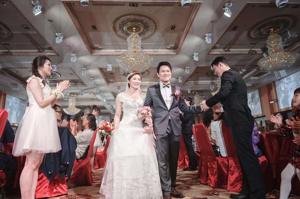 婚禮紀錄 - 台南 情定婚宴城堡永康館 婚攝澤于