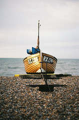 Rx174 (DanRSmith) Tags: colour bulverhythe fishingboat canonae1 50mmf18 agfavista200
