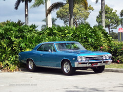 Chevelle SuperSport 395 (Infinity & Beyond Photography) Tags: chevy chevelle supersport ss 395 classic american muscle car chevrolet florida