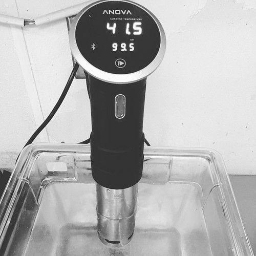 If anyone wants a steak we will have them all week in Polk City... cooked Sous Vide style and seared off with flavor crystals. $9.99 strips and t-bones all .65lb and bigger. This is how we roll.