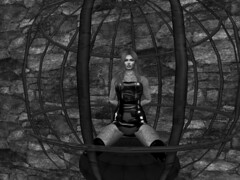 waiting for the enevitable (rosiespore) Tags: bound punishment bdsm