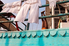 Yoga. Varanasi, India (Marji Lang Photography) Tags: banaras benares bhärat bã©narã¨s canoneos5dmarkii ef247028l ganga ganges gaudolia godaulia gowdolia hindu india indian indiansubcontinent kashi käåä« marjilang republicofindia travelanddocumentaryphotography travelphotography uttarpradesh varanasi anonymous candid clothes clothing composition drying dryinglinen frame geometric ghats holycity horizontal legs legsonly linen lines man nonrecognizable oldvaranasi oldcity oldtown oneman oneperson pants people streetphotography streetscene streetsofindia streetshot travel unrecognizable whiteclothes yoga yogi ø¨ùø§ø±ø³ ú©ø§ø´û à¤à¤¾à¤¶à¥ बनारस à¤à¤¾à¤°à¤¤à¤à¤£à¤°à¤¾à¤à¥à¤¯ à¤μाराणसॠà¦à¦¾à¦°à¦¤