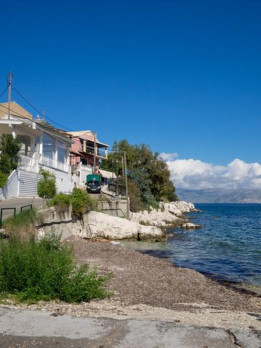 Harbour at Kassiopi