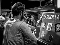 Beer Van 2 (jptoivon) Tags: beer dlux kaapelitehdas messut finland olut syksy 2016 helsinki leica expo girl woman van