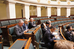 BJA Visit to the Federal Parliament - DSC06358