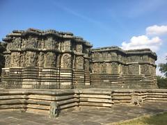 Shiva Temple view (kaushal.pics) Tags: helbedu hoysala