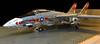 F-14A Tomcat Launch Front Qtr (crash_cramer) Tags: lego f14 f14a tomcat