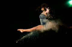 Dancers with Flour  October 2016-9425 (houstonryan) Tags: dancers with flour 2016 october cold dance company utah county coop cooperative photograph photography photographer print art artist moves moving throwing throw ryan houston houstonryan photo pretty movement challenging shots nikon d300s 50mm f14