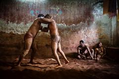 _MG_6297 (travelstreetmodel) Tags: 6d kushti pehlwani wrestle wrestling combat battle tradition traditional pit mumbai india travel travelphotography canon6d canon35mmf14l challenge