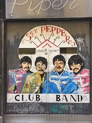 Pub Piper, Salamanca (josmaragutirrezprez) Tags: thebeatles