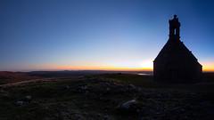 silhouettes .... (koulapik) Tags: bzh braspart bretagne finistre stmichel yeunelez sunsetsunrise finistre silhouettes