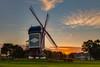 Lommel Windmill (P.Tob-Ys) Tags: windmill morning belgium lommel sunrice landscape windmolen belgië ochtend zonsopgang