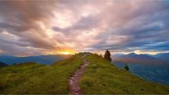 Zillertaler Höhenstraße (marcelseekircher) Tags: sundown sunset sunrise colour sky skyporn summer ski zillertal austria tyrol tirol sun