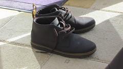 D-M's (daveandlyn1) Tags: boots docmartins will carpet shadows bridgecamera sx30is powershot csnon