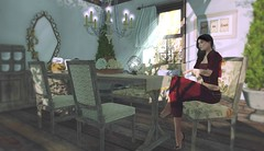In my own thoughts (Alexa M.) Tags: {anamarkova} on9 garbaggio murray aphroditeshops treschic secondlife indoors home dining decor furniture fashion circa daddesigns {whatnext} drd interior