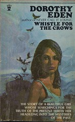 Whistle for the Crows (54mge) Tags: paperback novel fiction