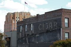 Cigar (Maurits van den Toorn) Tags: cigar advert advertentie publicity reclame mural muurschildering usa yakima washington