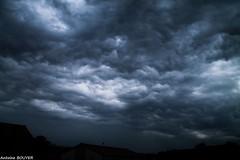 Orage en Loire-Atlantique (antoinebouyer) Tags: orage sombre ciel mto sky cloud nuage temps