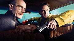 Walt & Jesse (Breaking Bad) (phototheque.ino) Tags: meilleuressries sries breakingbad walter white jesse drame