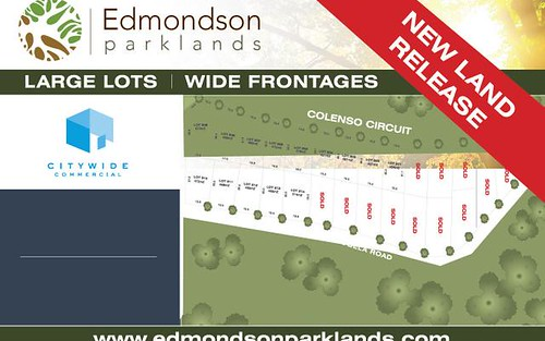 Lot 306 Colenso circuit, Edmondson Park NSW 2174
