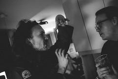 Din Vrsta Mardrm (Thomas Ohlsson Photography) Tags: anton dinvrstamardrm fest gamlabrandstationen halloween lumixg20mmf17 lund olympusomdem5elite party siri skneln sweden