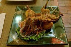 Pieczona świnka morska | Roasted guinea pig