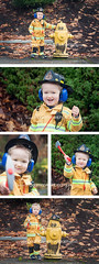 halloween costume photography fireman child (amarvel) Tags: halloween costume child fireman fire hydrant