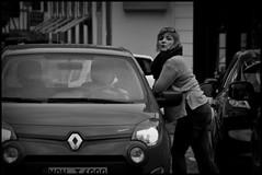 Monschau (D) -  2016/04/03 (Geert Haelterman) Tags: geert haelterman streetphotography straatfotografie photographiederue photoderue fotografadecalle fotografiadistrada strassenfotografie candid streetshot monochrome black white blackandwhite zwart wit duitsland germany monschau nikon d90