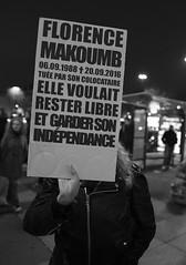 _DSF8803 (sergedignazio) Tags: france paris street photography photographie fuji xpro2 internationale lutte violences femmes