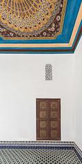 Palacio de la Bahía (jsalgados54) Tags: majorelle jemaâelfna mercadillo velo jardín chador tumbassadíes niqab mercado gueliz menara medina madrasa lamomounia hiyab kasbah bahia palacio atuendo plaza koutoubia zoco viaje marruecos islam comercio litam hivernage mezquita vacaciones marrakech marrakechtensiftalhaouz ma