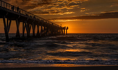 Sun Shy 2  (Wilkof Photography) Tags: hermosabeach hermosa hermosabeachpier pier beach pacificocean losangeles california afternoon architecture beachfront canont4i cloudy canon colorful clouds dark evening golden goldenhour horizon coast landscape light land 18135mm 35mm lens nature natural night overcast outside ocean oceanfront oceanscape perspective panoramic reflection reflect shadow scenic sky sunset serene sand sea sundown seaside symmetry seascape silhouette surf seagulls birds fisherman fishing sunlit sunbeam sun autumn sunlight water wet wave waves wilkofphotography