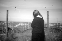 Don't hide the madness (chiara ...) Tags: pinhole conceptual countryside monochrome bw