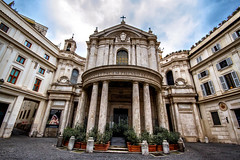"""Santa Maria della Pace • <a style=""""font-size:0.8em;"""" href=""""http://www.flickr.com/photos/89679026@N00/31135463641/"""" target=""""_blank"""">View on Flickr</a>"""