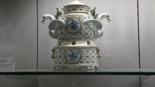 Rouen une visite au musée de la céramique