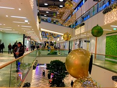 #Shoppingcenter (RenateEurope) Tags: renateeurope iphone6s iphoneography 2016 december nrw rheinland germany shopping