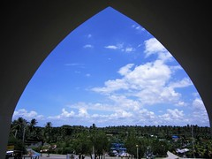 ARCH (PINOY PHOTOGRAPHER) Tags: maco compostela valley arch artwork mindanao philippines asia world