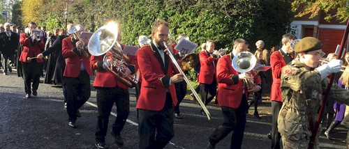 Cranbrook Town Band - On Parade 2016