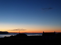 End of the Day (Traigh Mhor) Tags: 2016 december bigsand gairloch highland rossshire scotland gloaming blue sky