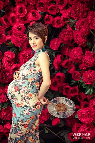 華納婚紗/孕婦照【若慈♥】