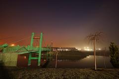 DSC08497 (cemilÖzenli) Tags: eskişehir fener adası gaga yaya köprüsü porsuk sonbahar pedestrian bridge sunrise autumn