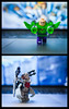 [DC] Attack and Defend (Jonathan Wong Photography) Tags: cyborg dc comics superheroes armor up lex luthor warsuit attack defense offense defend tank victor stone lego minifigures custom purist