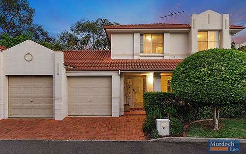 31/17 Conie Avenue, Baulkham Hills NSW