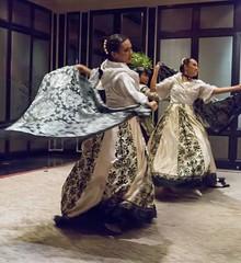 Filipina Dancers at Sofitel (Kostas Trovas) Tags: canon philippines manila filipina sofitel folkloredance ef24105mmf4lisusm filipinodance barefootdancer pinoytradition dancemusicperformace