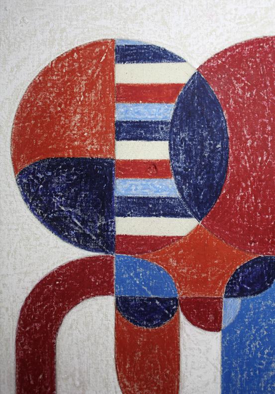 LE LEONOGONE. (Detail)