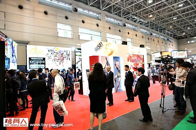 歡迎來到模型世界的首都!靜岡Hobby Show 2014 BANDAI 展場速報!! Part:1
