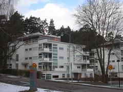 Contemporary apartment buildings, Stockholm, Sweden (The Broccoli) Tags: sweden stockholm schweden sverige sucia estocolmo stoccolma suecia zweden sude svezia  ngby svdorszg