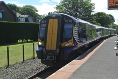Scotrail Class 380 022 at North Berwick (XCountry Photographer) Tags: edinburgh siemens scotrail preston northberwick tpe eastcoastmainline firstscotrail ecml prestonstation class350 class185 firsttranspennineexpress edinburghwaverlystation siemenstrains siemensdesiro 185119 firsttrains 350408 class380 350406 class3801 380104 class3800 380022 siemensdesiroclass380 class3504 350402 class350408 class350402 class350406 siemensdesiroclass3504 siemensdesiroclass350 class185119