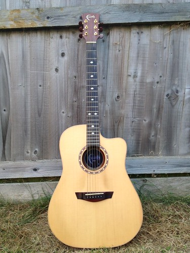 guitar faith guitars acoustic saturn electroacoustic